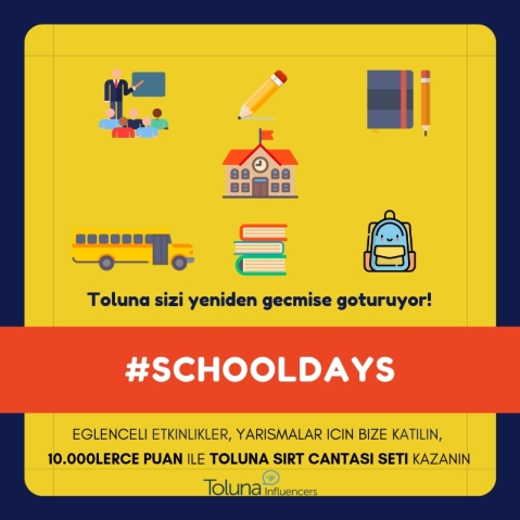 Copy of Toluna #Schooldays Main Topic
